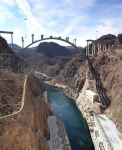 New Bridge Over Hoover Dam