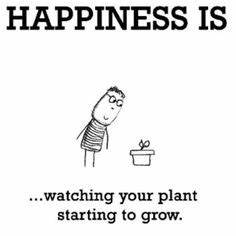Gardening Quote... Garden Happiness Quotes