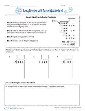 grade division worksheets  printables