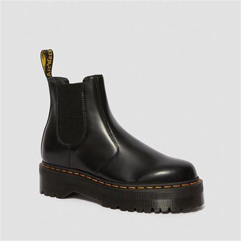 dr martens  quad black   shoes sneakerstudio