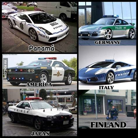 Cars Around The World by To The Posting Cars Around The World 9gag