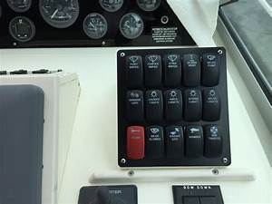 Custom Rocker Switch Actuator