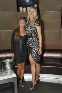 Tall Maria Sharapova Height