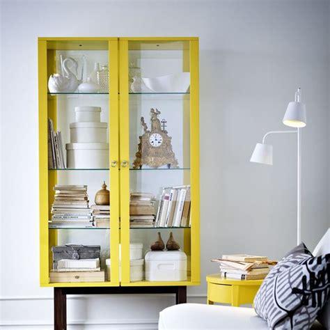meuble haut de cuisine ikea meuble vitrine pas cher en verre 17 vitrines de