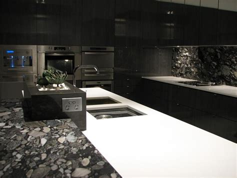 Kitchens With Black Bench Tops by 69 Best Images About Kitchen Inspo On Pinterest Kitchen
