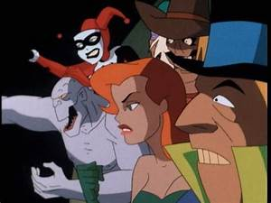 10 Batman Animated Series villains that need to be in ...