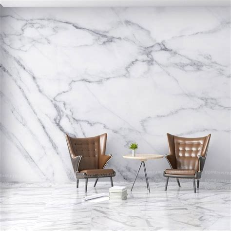 3d Wallpaper Texture For Bedroom by 8d Grey Texture White Marble 3d Wallpaper Papel