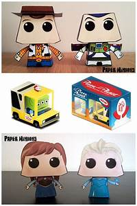 Disney Templates Free Disney Paper Toys You Can Download For Free Disney Every Day