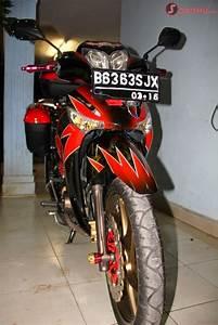 Top 12 Foto Modifikasi Honda Supra X 125