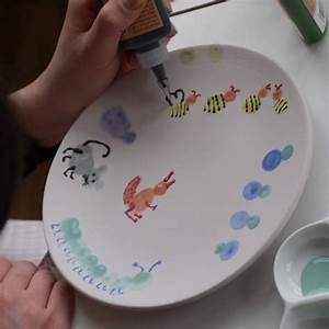 Porzellan Bemalen Mit Kindern : porzellan bemalen das alte geschirr neu gestalten ~ Frokenaadalensverden.com Haus und Dekorationen