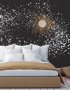 Ikea Dessus De Lit : d corez le mur au dessus de votre lit elle d coration ~ Nature-et-papiers.com Idées de Décoration