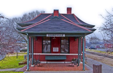 Cookeville Railroad Depot - Wikipedia
