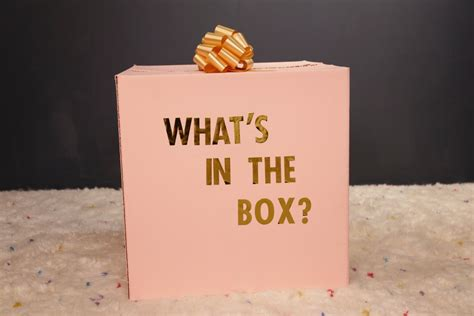 diy birthday surprise box   birthday boy  girl evite