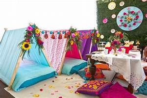 Kara, U0026, 39, S, Party, Ideas, Bohemian, Sleepover, Birthday, Party
