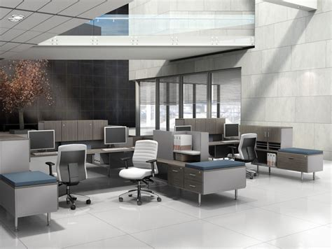 Office Furniture Concepts by Office Epidemics Confined Interiors
