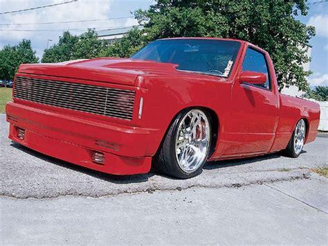1998 Chevrolet S10  Custom Trucks  Mini Truckin' Magazine
