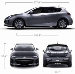 Dimension Mazda 3 : 17 best ideas about mazda3 5 door on pinterest mazda 3 hatchback mazda 3 hatch and mazda ~ Maxctalentgroup.com Avis de Voitures