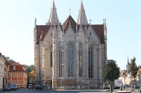 Divi Blasii Church, Mühlhausen • Church » outdooractive.com