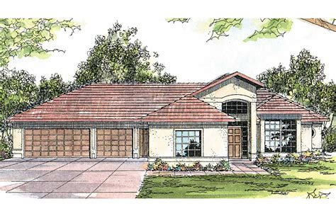 Southwest House Plans-medina-associated Designs