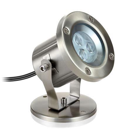 LED Wand Strahler für außen, 5W, 130lm, IP55, 230V, warm