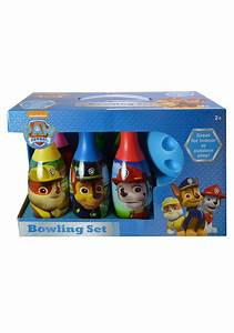 Paw Patrol Set : paw patrol child bowling set ~ Whattoseeinmadrid.com Haus und Dekorationen