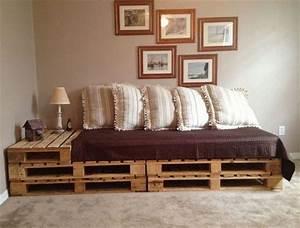 Couch Aus Europaletten : 7 ideas de sof s con palets para el sal n i love palets ~ Sanjose-hotels-ca.com Haus und Dekorationen