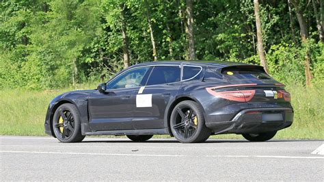 Porsche Taycan Cross Turismo to launch in 2021 ...