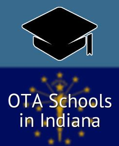 ota schools  indiana   occupational therapy