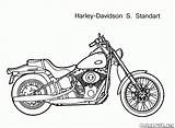 Coloring Motorcycle Repair Colorkid Pages Difficult sketch template