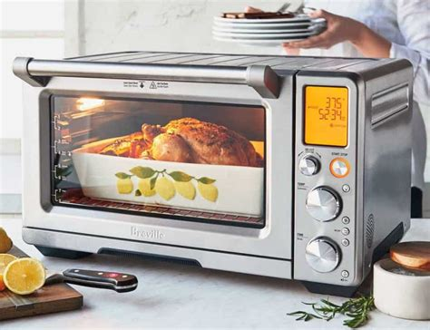 oven countertop air breville smart table toaster ovens fryer thegadgetflow convection fry fryers gadgets recipes frying via cookers money roast