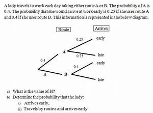 How To Solve A Conditional Probability Problem