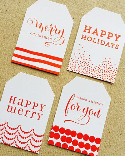 freebie friday christmas gift tags