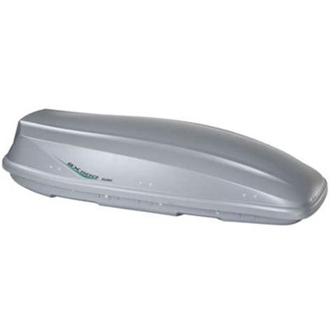 coffre de toit mixte coffre de toit mixte feu vert sx 500 gris feu vert