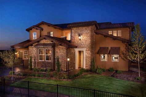 Mediterranean Style : Exquisite Mediterranean Style Luxury Homes In Colorado