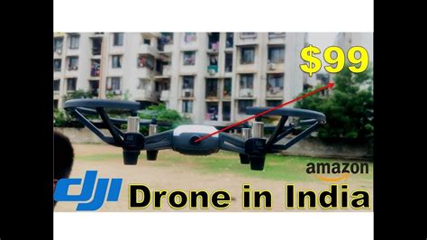 dji tello drone full review  flying test  india youtube