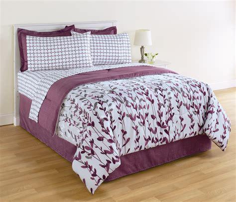 8 piece interlocking circles bedding set a master