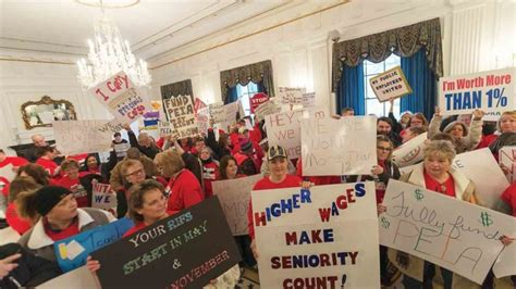 WV Teachers to Vote on Strike - Lamb Talks Dream Act in # ...
