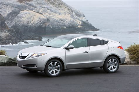 2012 Acura Zdx Review By Carey Russ +video