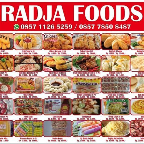 radja foods home facebook