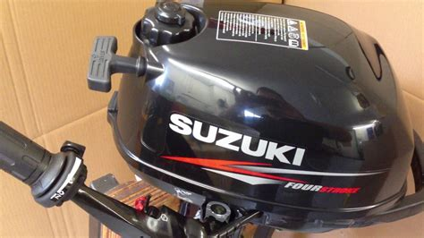 Suzuki Outboards Reviews by Suzuki 2 5hp Outboard Review