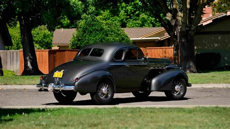 2015 Buick Coupe by 1938 Buick Special Sport Coupe F176 Monterey 2015