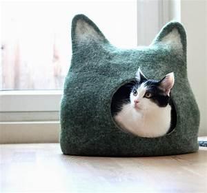 Panier Pour Chat Original : panier pour chat 10 id es de cadeaux insolites pour votre minet ~ Teatrodelosmanantiales.com Idées de Décoration