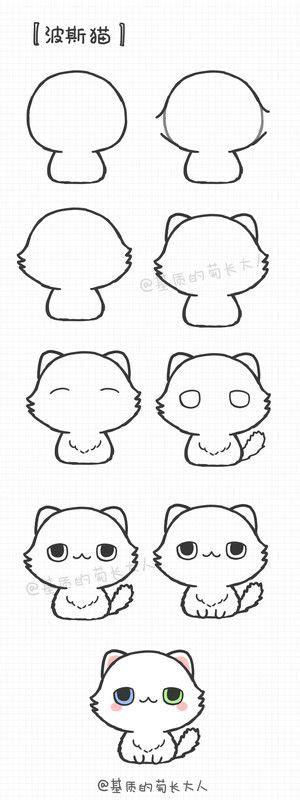 cose da disegnare cartoni animati ecco come disegnare cats cats cose da