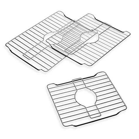 sink protectors for stainless steel sinks stainless steel sink protector rack bed bath beyond