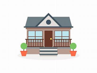 Animated Animation Moving Property Building Looking Management