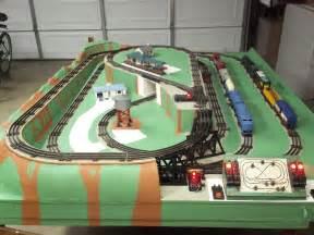 Lionel O Gauge Train Layout