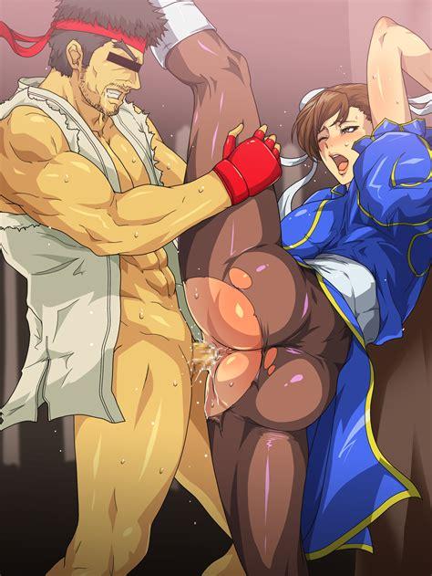 Capcom Sex With Ryu Chun Li Street Fighter Xxx Sorted
