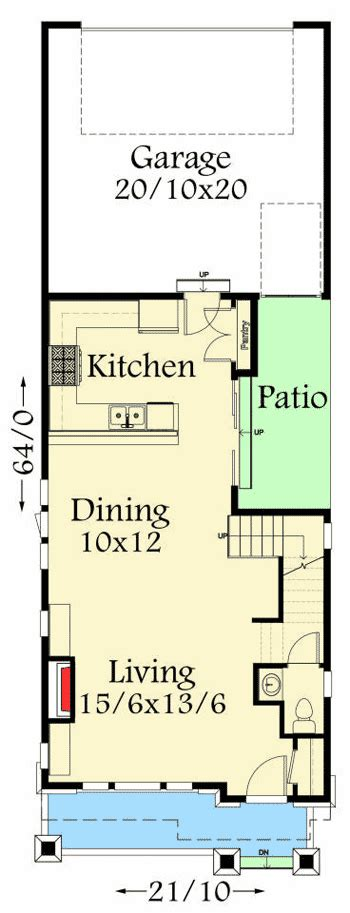 See more ideas about house front design house designs exterior small house row house plans derive from dense neighborhood developments of the mid 19th century in the us. 3 Level Row House with Bonus Level - 85116MS | Architectural Designs - House Plans