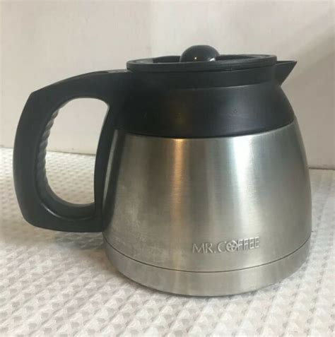 Coffee advanced water filter replacement. Mr. Coffee DRD95-RB 8 Cup Stainless Steel Thermal Carafe Pot Replacement Part | eBay