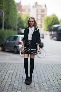 College Look Style : 10 great ways to accessorize a strict school uniform ~ Orissabook.com Haus und Dekorationen